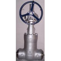 """Quality Gate Valve 6"""" Body By A217 WC9 And Trim By 304+STL, BW Ends OS&Y wholesale"""