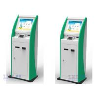 "Best 19"" Touch Panel Healthcare Kiosk Multimedia For Supermarket / Theatre / Subways wholesale"