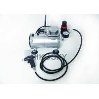 Best Black Professional Airbrush Tanning Kit Machine with Single Cylinder Piston Compressor wholesale
