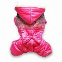 Best Pet Clothes, Available in Various Colors and Sizes, OEM Orders are Welcome wholesale