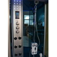 Cheap 67 Inch Removable Whirlpool Bath Steam Shower Combination With Safety Suction for sale