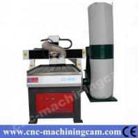 Best cnc router for wood/metal with dust collector ZK-6060(600*600*120mm) wholesale