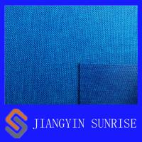 Best Professional Blue 420D Waterproof Nylon Oxford Fabric For Garment wholesale