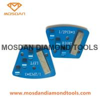 Best Trapezoid PCD for Epoxy Removal Coating wholesale