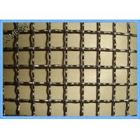 China 3/4in Aperture Vibrating Screen Wire MeshStinless Steel Strong Structure on sale
