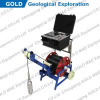 Best Borehole Television Electric Rotating  Underwater Well Inspection Camera System wholesale