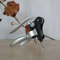 Best 2014 Spot Goods Lever Arm Rabbit Corkscrew Opener wholesale