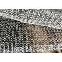 Best High Filtering Performance Knitted Wire Mesh Teflon And Stainless Steel 316 wholesale