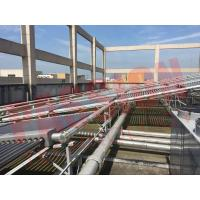 Best Non Pressure Vacuum Tube Solar Collector For Hotel , Solar Water Collector wholesale
