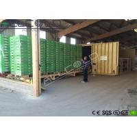 Quality Fresh Produce Mushroom Vacuum Cooling System Customized Color 1 - 24 Pallets wholesale