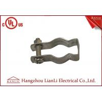 Best Galvanized Unistrut Channel 3/4 EMT Conduit Hangers with ISO9001 UL Approvals wholesale