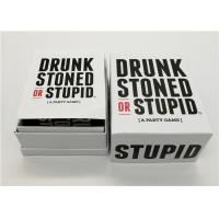 Best Amusement Drunk Stoned Or Stupid Expansion Pack With Different Size 561g wholesale