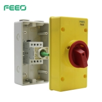 Best anti impact High Voltage 63A Battery Isolator Switch wholesale