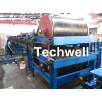 Best Galvanized Color Steel Raw Material Continuous PU Sandwich Panel Production Line With PU Insulation And Aluminum Foil wholesale