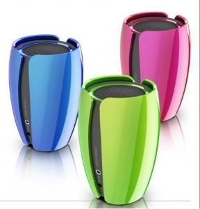 China Built - in 2W High - Quality IPod, IPhone, IPad Mini Portable Bluetooth Speaker Box on sale