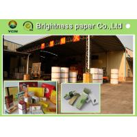 China C1S Clay Coated Paper Board , Printed Cardboard Sheets Free Sample Avaliable on sale