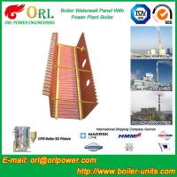 Best Natural Gas Boiler Water Wall Panels Boiler Spare Part ASME Standard wholesale