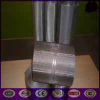 Buy cheap 97mm,127mm,150mm Stainless Steel Filter Mesh Belt used on Automatic screen changer mould from wholesalers