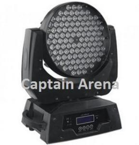 Best 108 × 3W 13/21CH DMX LED Moving Head Lights 16 Bit Precision Scanning Soft Light wholesale
