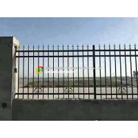 Best Triangle Bending Welded Wire Fence Panels , Public Garden Mesh Fencing wholesale