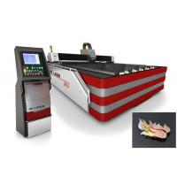 1000w Stainless Steel Fiber laser cutter machines with Water Cooling Mode , SGS listed