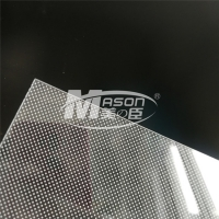 Best 3mm 1220X2440mm Acrylic Light Guide Panel LGPPMMA Use For Lighting Sign wholesale