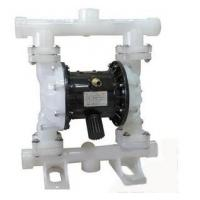 China QBY pneumatic operated double diaphragm pumps on sale