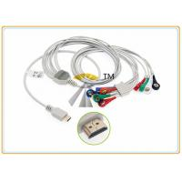 Best Snap 10 Lead Patient ECG Electrode Cable AHA Standard Biox Holter  Compatible wholesale