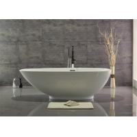Best 1900mm Freestanding Pedestal Tub , American Standard Freestanding Tub With Faucet wholesale