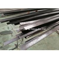 Buy cheap Iron/aluminum/ stainless steel  U-channel protection for perforated & expanded metal from wholesalers