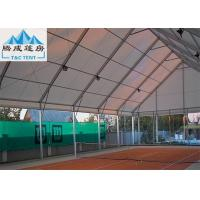 Best 10x60m Outside Sporting Event Tents Heat Resistant With Glass Or PVC Door wholesale