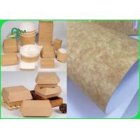 China Clay Coated Kraft CCK Bleached Kraft Paper 270gsm For Rigid Box on sale