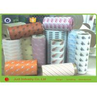 Attracted Style Gift Wrap Tissue Paper , Gravure Printing Waterproof Wrapping Paper