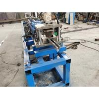 Best Metal Door Frame Roll Forming Machine Automatic Control Type 5.5m×1.05m×1.3m wholesale
