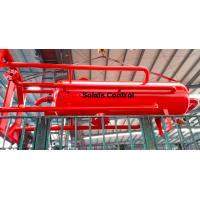 Best Efficient oilfield solids control poor boy degasser at Aipu solids control wholesale
