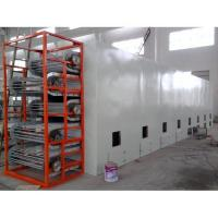 Best Automatic Industrial Drying Machine With 1.2 m Width Belt , Belt Drying Machine wholesale