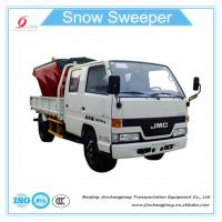 Quality 2017 China snow removal machine snow plow vehicle plough equipment for truck with salt spreader best selling wholesale
