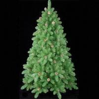 Best Christmas Tree with White LED Light, Made of PVC and PE wholesale