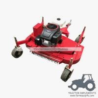 Best ATFM100-L12E ATV Finishing Mower with 12hp Loncin Engine Electric Start wholesale