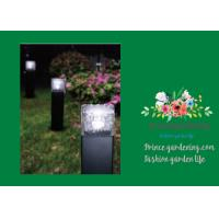 Best Garden Solar Walkway Lights / Solar Powered Yard Lights With Ultra Bright LED wholesale