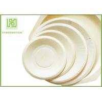 Best Eco - Friendly Disposable Wooden Plates Biodegradable Bamboo Plates OEM wholesale