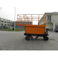 Buy cheap New designed 8M Electric Hydraulic Scissor Work Lift Platform from wholesalers