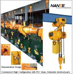 Best Maintenance HHBB Electric Chain Hoist With Hook High Configuration wholesale
