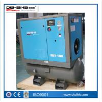 Best Gold supplier 11kw/15hp combined screw air compressor wholesale
