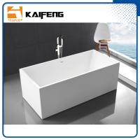 Best Small Stand Alone Bathtubs , Deep Freestanding Soaking Tubs For Small Spaces wholesale