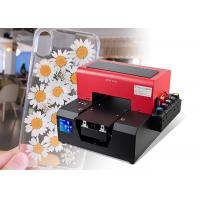 China Acrylic Board DTG Printing Machine Multi - Functional  Mobile Case Cover Printer on sale