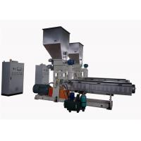 Best Pvc Granules Single Screw Extrusion Machine With Water Strand Auxiliary System wholesale