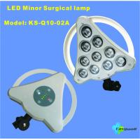 Best Table Clamp LED Surgical Lamp Ks-Q10-02t with Touch Sensitive Brightness &Color Temperature Adjustment for Minor Operati wholesale