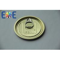 Best Metal Easy Open Can Lids For Vacuum Packing / Drinks Can Lid wholesale
