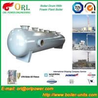 Quality High pressure hot water boiler mud drum ASME certification manufacturer wholesale